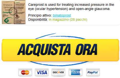 careprost dove si compra